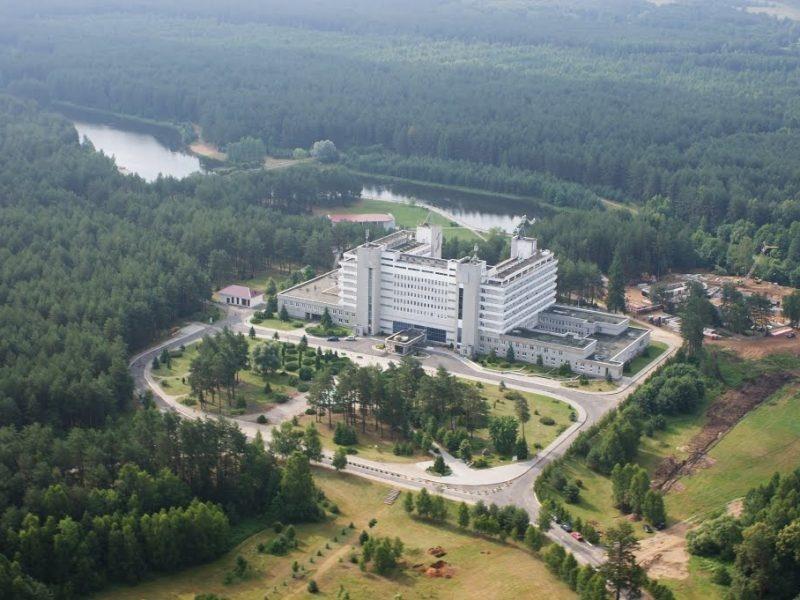 "Branch ""Sanatorium ""Radon"" of the open joint stock company ""Belagrazdravnitsa """